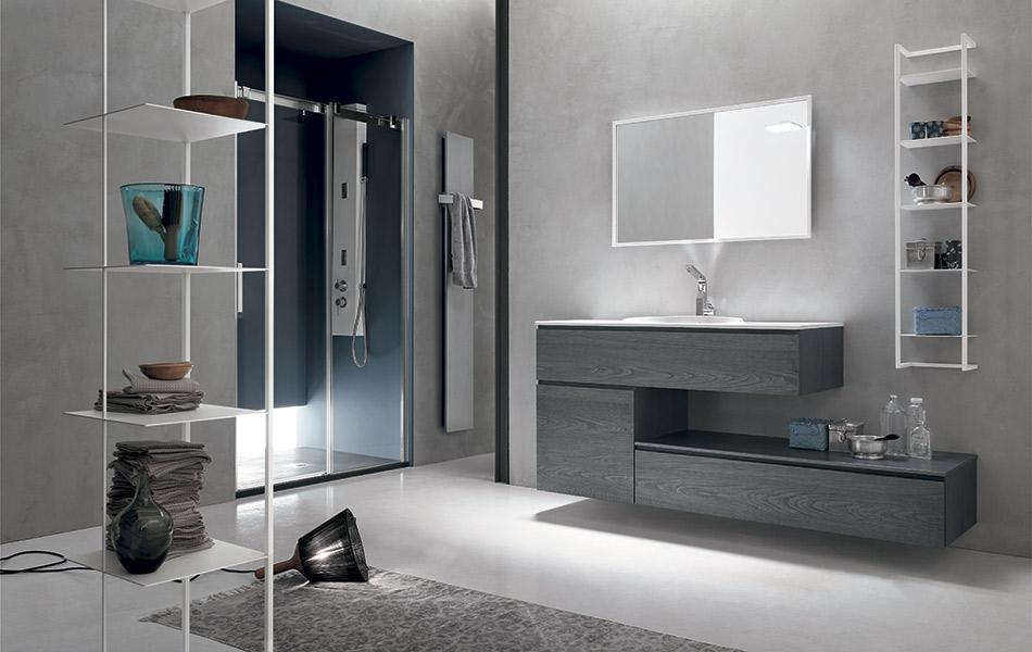 Arredo bagno milano mobili da bagno milano elle zeta - Arredo bagno lombardia outlet ...