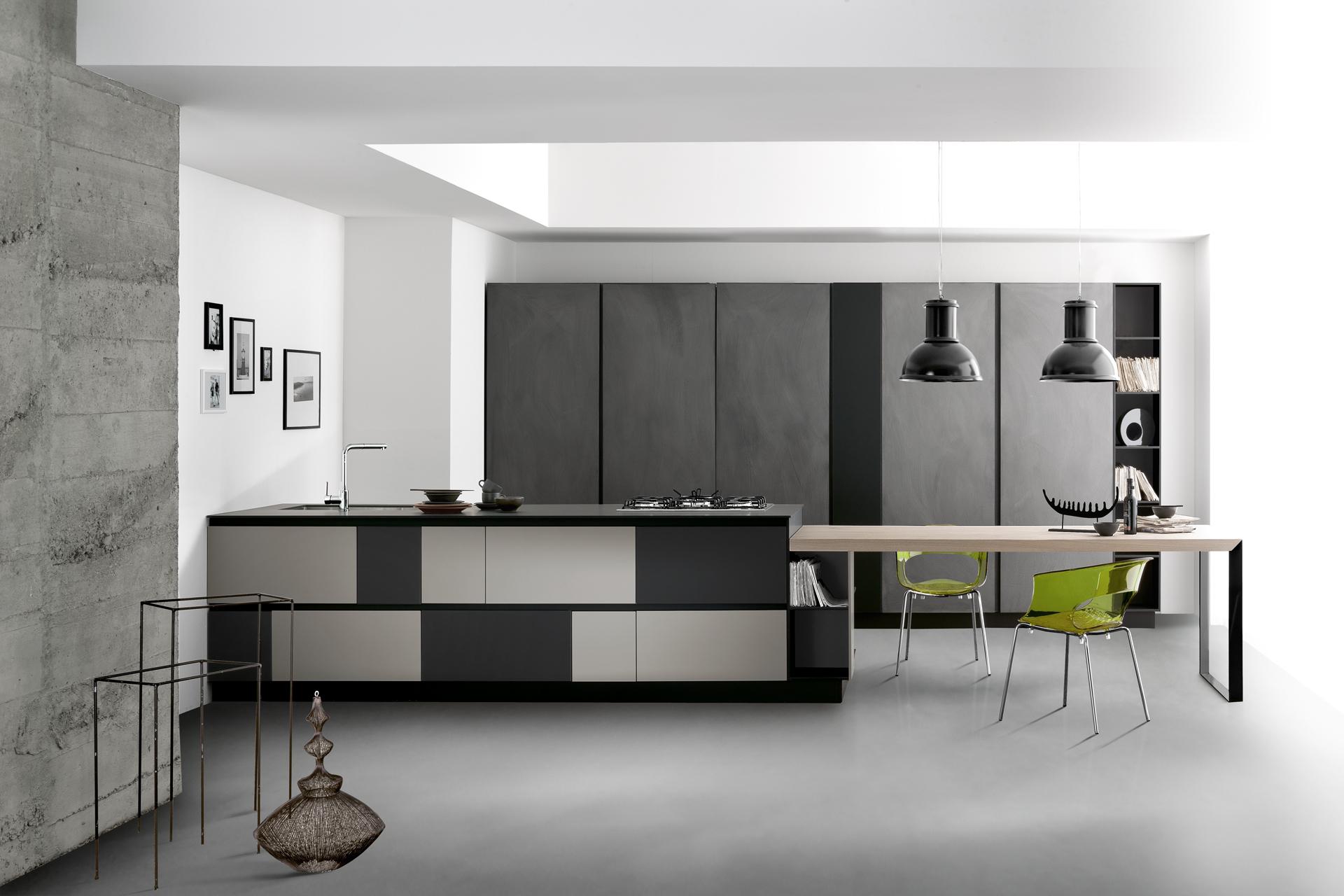 Arredamento cucine milano arredo cucine di alta qualit - Cucine di qualita ...
