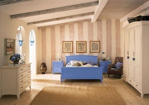 Camere Da Letto Rosa Antico : Ellezeta arredamento country a milano