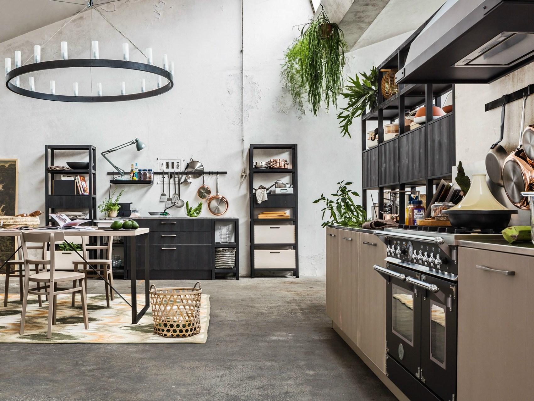 Ellezeta  Cucine industry a Milano