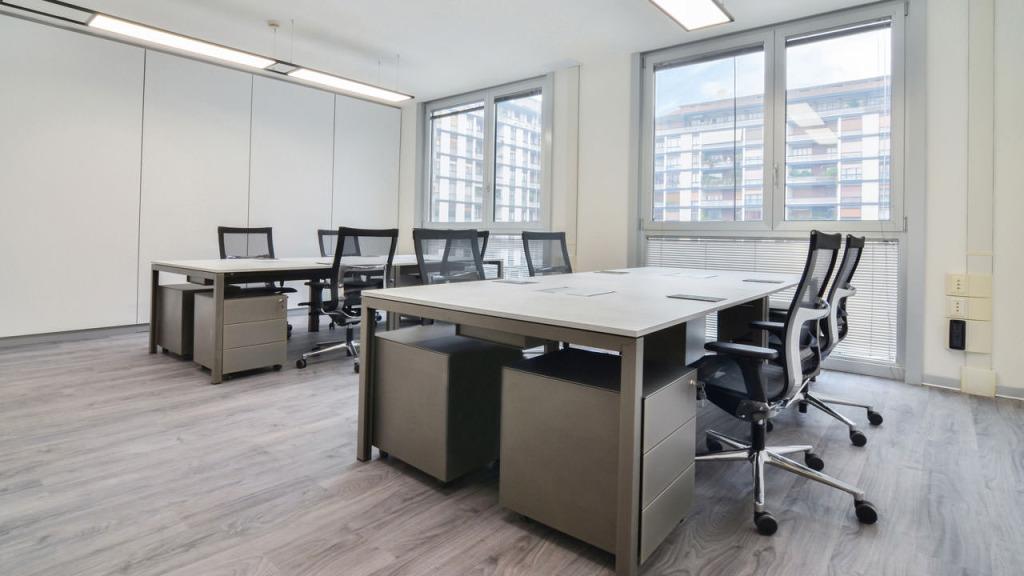 Ellezeta arredamento per ufficio ed hotel a milano for Arredamento ufficio design